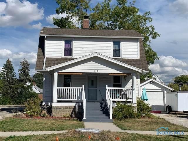 114 N Walnut Street, Bryan, OH 43506 (MLS #6077264) :: RE/MAX Masters