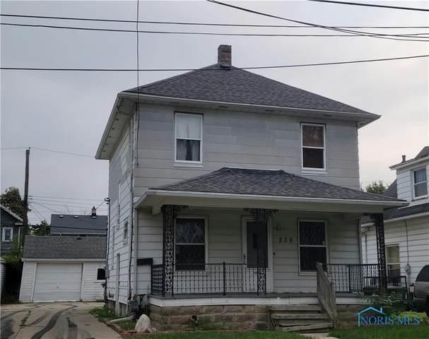 239 Maryland Avenue, Toledo, OH 43605 (MLS #6077286) :: Key Realty