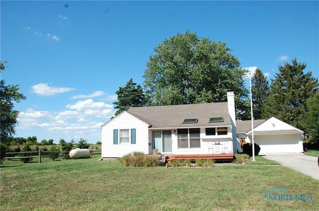 9740 S River Road, Waterville, OH 43566 (MLS #6077299) :: Key Realty