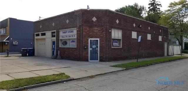 1525 Eleanor Avenue, Toledo, OH 43612 (MLS #6077311) :: iLink Real Estate