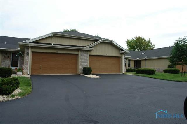 42 Homestead Place #42, Maumee, OH 43537 (MLS #6077316) :: Key Realty