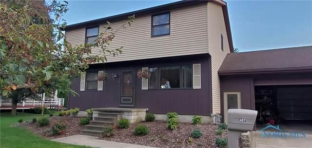 407 W Garfield Avenue, Swanton, OH 43558 (MLS #6077320) :: Key Realty