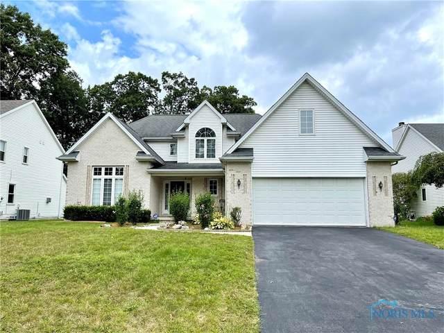 8874 Linden Lake Road, Sylvania, OH 43560 (MLS #6077323) :: Key Realty