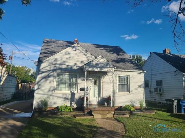 4617 S Detroit Avenue, Toledo, OH 43614 (MLS #6077327) :: CCR, Realtors