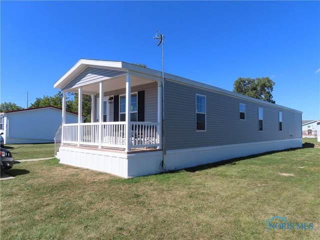 168A Lakeside Circle, Bryan, OH 43506 (MLS #6077362) :: Key Realty