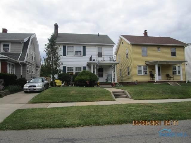 4153 Westway Street, Toledo, OH 43612 (MLS #6077369) :: RE/MAX Masters