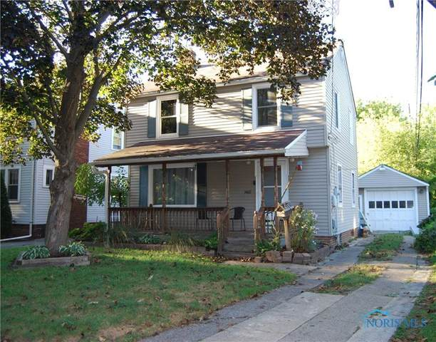 1460 Sabra Road, Toledo, OH 43612 (MLS #6077393) :: RE/MAX Masters