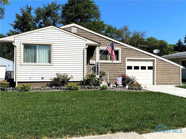 641 Northfield Drive, Maumee, OH 43537 (MLS #6077400) :: Key Realty