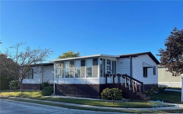 5001 South Avenue #177, Toledo, OH 43615 (MLS #6077429) :: iLink Real Estate