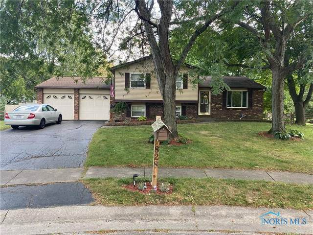 828 Colonial Court, Waterville, OH 43566 (MLS #6077430) :: RE/MAX Masters