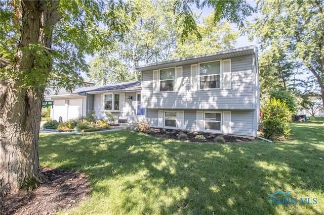 120 Aspen Drive, Perrysburg, OH 43551 (MLS #6077438) :: Key Realty