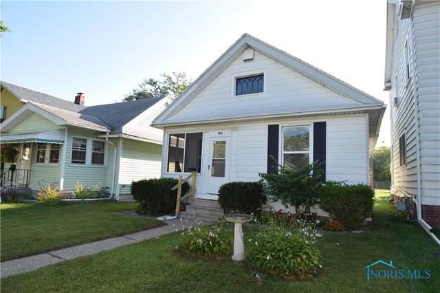 189 Elm Street, Rossford, OH 43460 (MLS #6077442) :: Key Realty