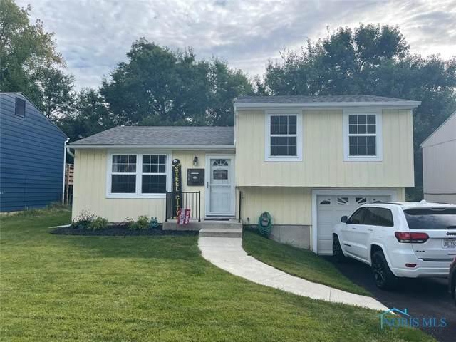 204 Kingswood Trail Drive, Toledo, OH 43615 (MLS #6077445) :: Key Realty