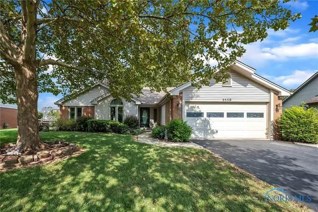 5550 Greenridge Drive, Toledo, OH 43615 (MLS #6077449) :: CCR, Realtors