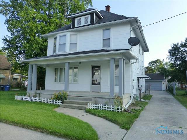 822 Booth Avenue, Toledo, OH 43608 (MLS #6077459) :: Key Realty