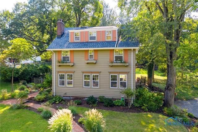 3425 Edgevale Road, Ottawa Hills, OH 43606 (MLS #6077563) :: iLink Real Estate