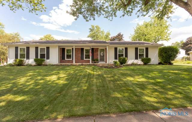 5610 Radcliffe Road, Sylvania, OH 43560 (MLS #6077568) :: iLink Real Estate