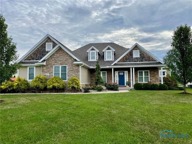 6437 Coventry Way, Waterville, OH 43566 (MLS #6077587) :: Key Realty