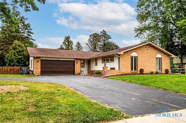 2203 Garden Creek Drive, Maumee, OH 43537 (MLS #6077627) :: iLink Real Estate
