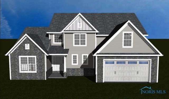 1024 Stoneleigh Road, Perrysburg, OH 43551 (MLS #6077717) :: Key Realty