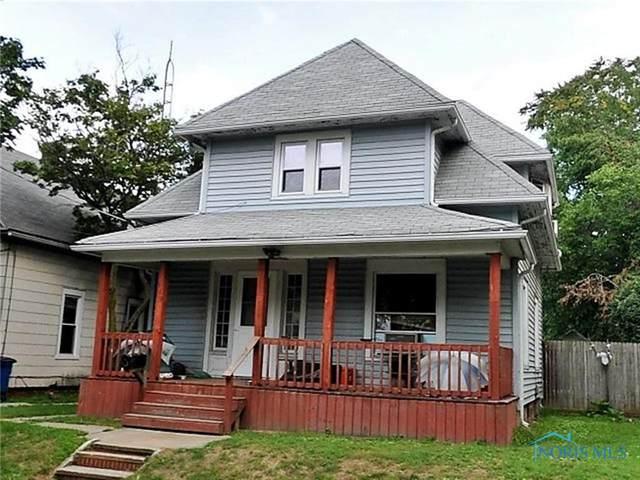 319 Parker Avenue, Toledo, OH 43605 (MLS #6077743) :: CCR, Realtors