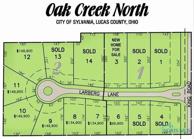 7542 Larberg Lane, Sylvania, OH 43560 (MLS #6077753) :: iLink Real Estate