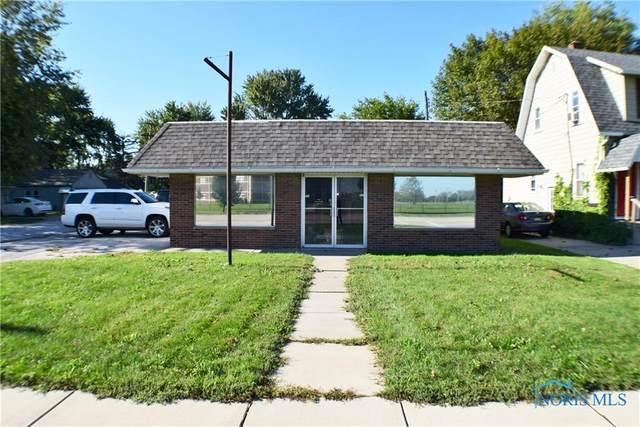901 W Main Street, Woodville, OH 43469 (MLS #6077760) :: iLink Real Estate