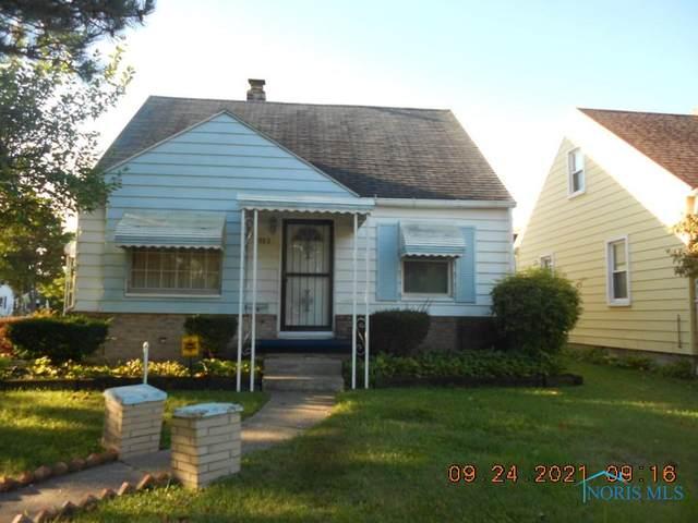 2803 Nash Road, Toledo, OH 43613 (MLS #6077774) :: Key Realty