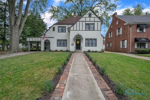 2128 Shenandoah Road, Toledo, OH 43607 (MLS #6077782) :: iLink Real Estate
