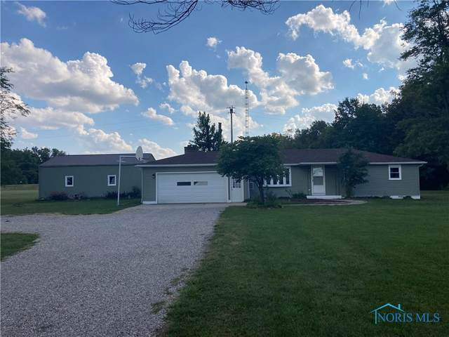 21164 State Route 34, Stryker, OH 43557 (MLS #6077794) :: Key Realty