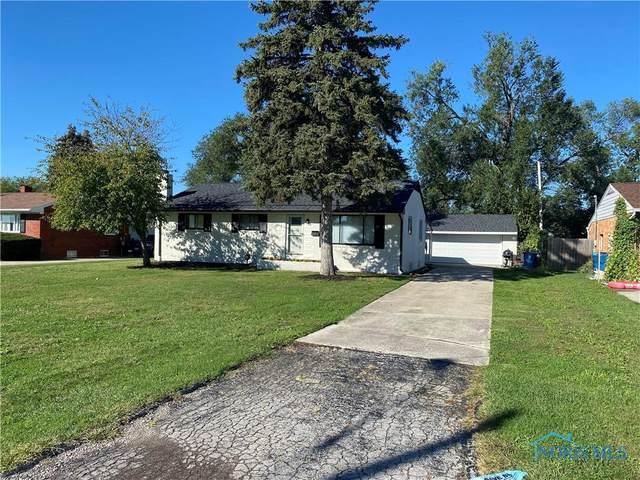 106 Tyler Drive, Walbridge, OH 43465 (MLS #6077797) :: RE/MAX Masters