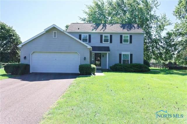 889 Brookfield Lane, Perrysburg, OH 43551 (MLS #6077811) :: Key Realty
