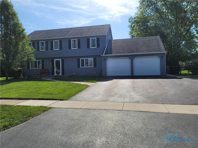 937 Bexley Drive, Perrysburg, OH 43551 (MLS #6077866) :: Key Realty