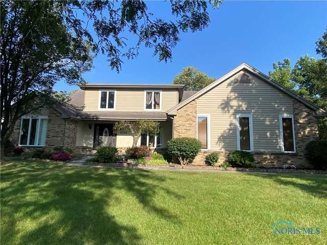 5728 Foxpointe Drive, Sylvania, OH 43560 (MLS #6077874) :: iLink Real Estate