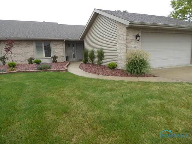 408 W Lutz Road, Archbold, OH 43502 (MLS #6077883) :: iLink Real Estate