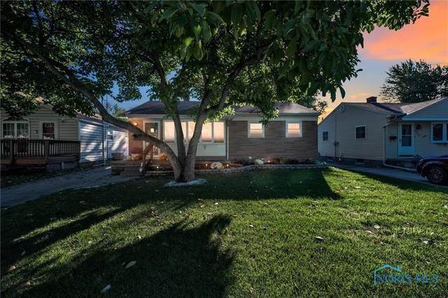 4626 Naomi Drive, Toledo, OH 43623 (MLS #6077885) :: Key Realty