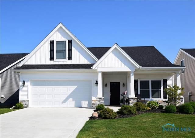 1865 Hidden Ridge Dr, Perrysburg, OH 43551 (MLS #6077906) :: iLink Real Estate