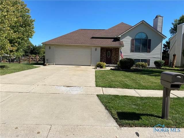 140 Rutledge Drive, Waterville, OH 43566 (MLS #6077941) :: CCR, Realtors