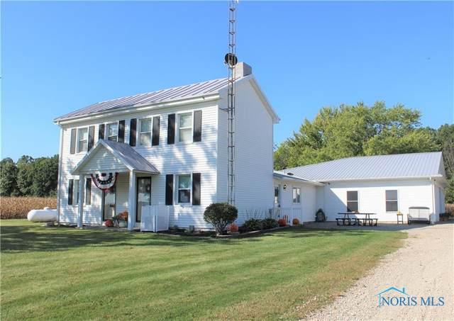 7262 Township Highway 104, Upper Sandusky, OH 43351 (MLS #6077963) :: iLink Real Estate
