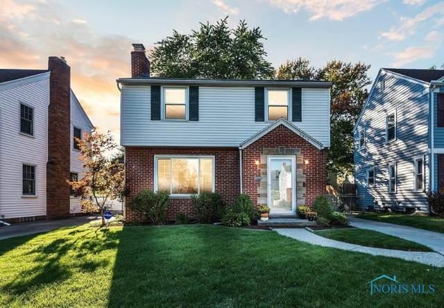 3927 Grantley Road, Toledo, OH 43613 (MLS #6078059) :: iLink Real Estate