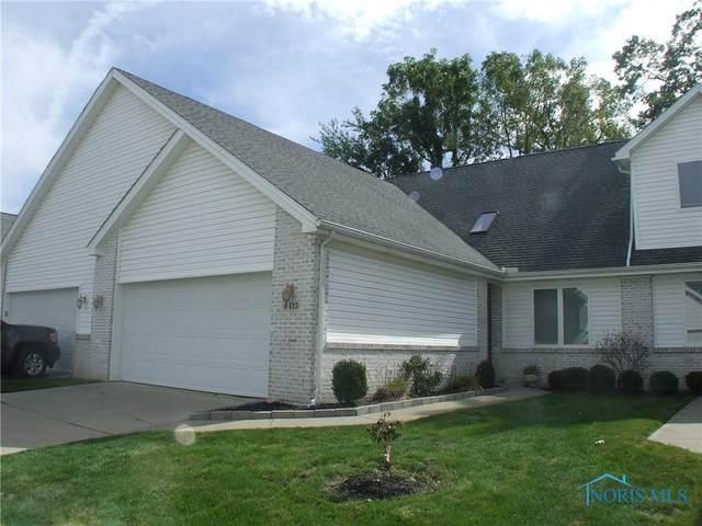 6413 Madison Cove #4, Sylvania, OH 43560 (MLS #6078076) :: iLink Real Estate