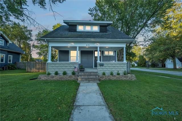 831 Askin Street, Maumee, OH 43537 (MLS #6078112) :: Key Realty