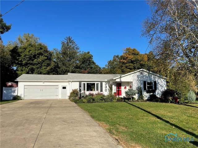 330 N Township Road 165, Tiffin, OH 44883 (MLS #6078121) :: CCR, Realtors