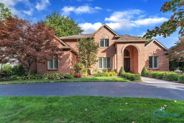 7218 Copperwood Lane, Sylvania, OH 43560 (MLS #6078134) :: Key Realty