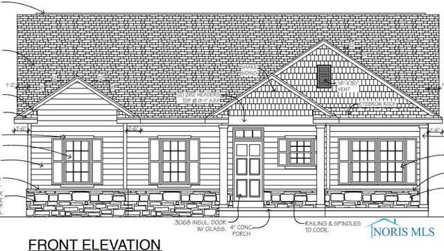 115 Peachtree, Swanton, OH 43558 (MLS #6078164) :: iLink Real Estate