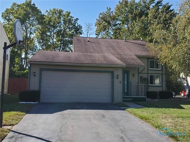 1115 Bedford Woods Drive, Toledo, OH 43615 (MLS #6078176) :: CCR, Realtors
