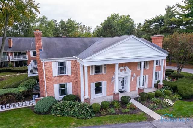 5679 Monroe Street #117, Sylvania, OH 43560 (MLS #6078206) :: iLink Real Estate