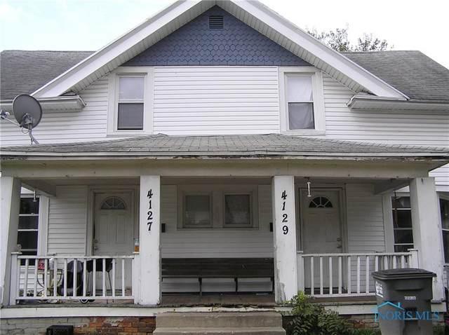 4127 & 4129 Lewis Avenue, Toledo, OH 43612 (MLS #6078217) :: iLink Real Estate