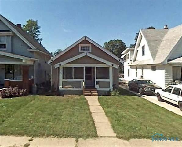 1011 Alldays Avenue, Toledo, OH 43607 (MLS #6078326) :: Key Realty