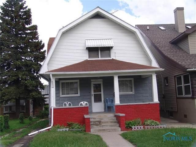 1017 Alldays Avenue, Toledo, OH 43607 (MLS #6078330) :: Key Realty